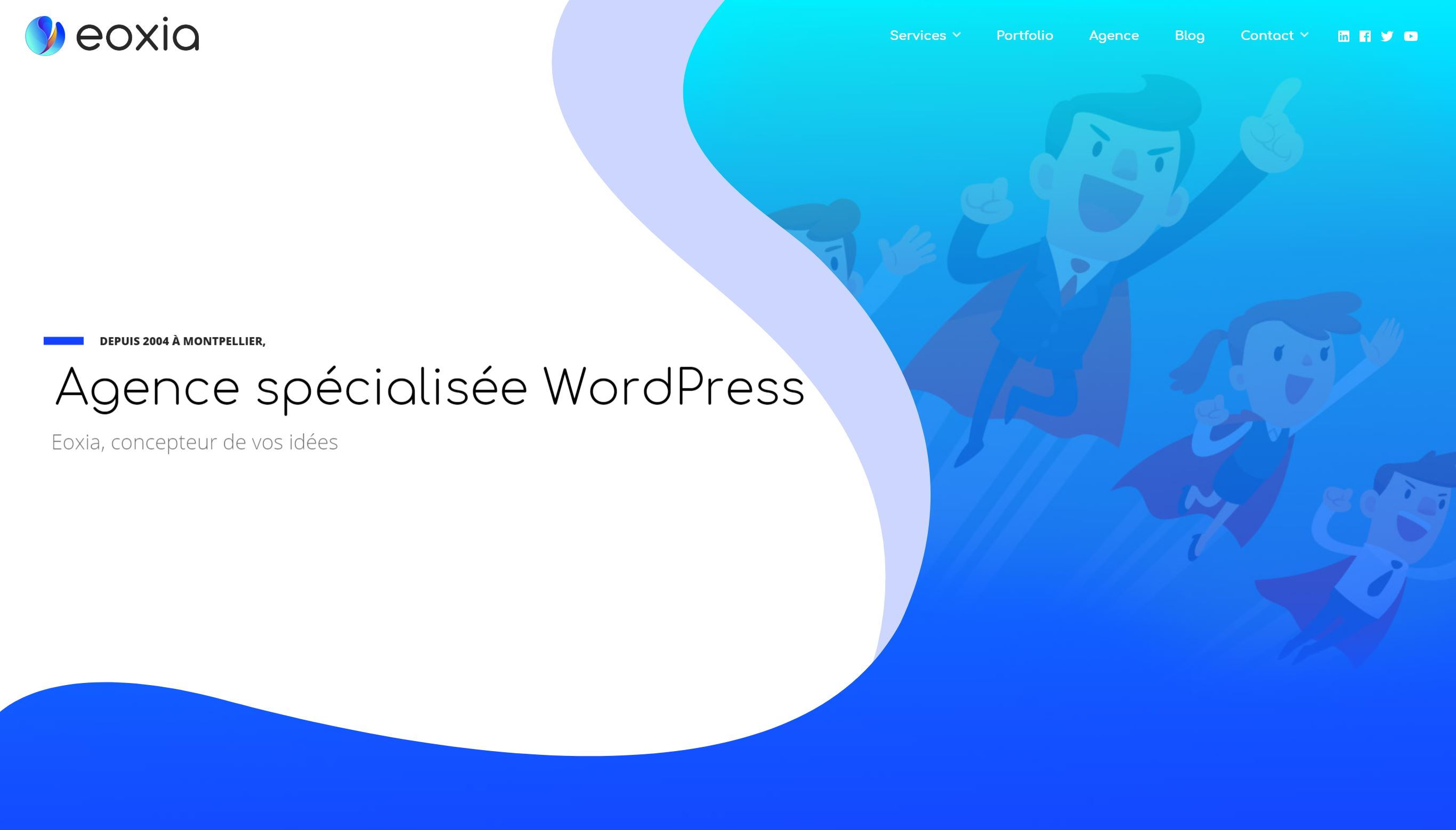site-web-agence-wordpress-montpellier