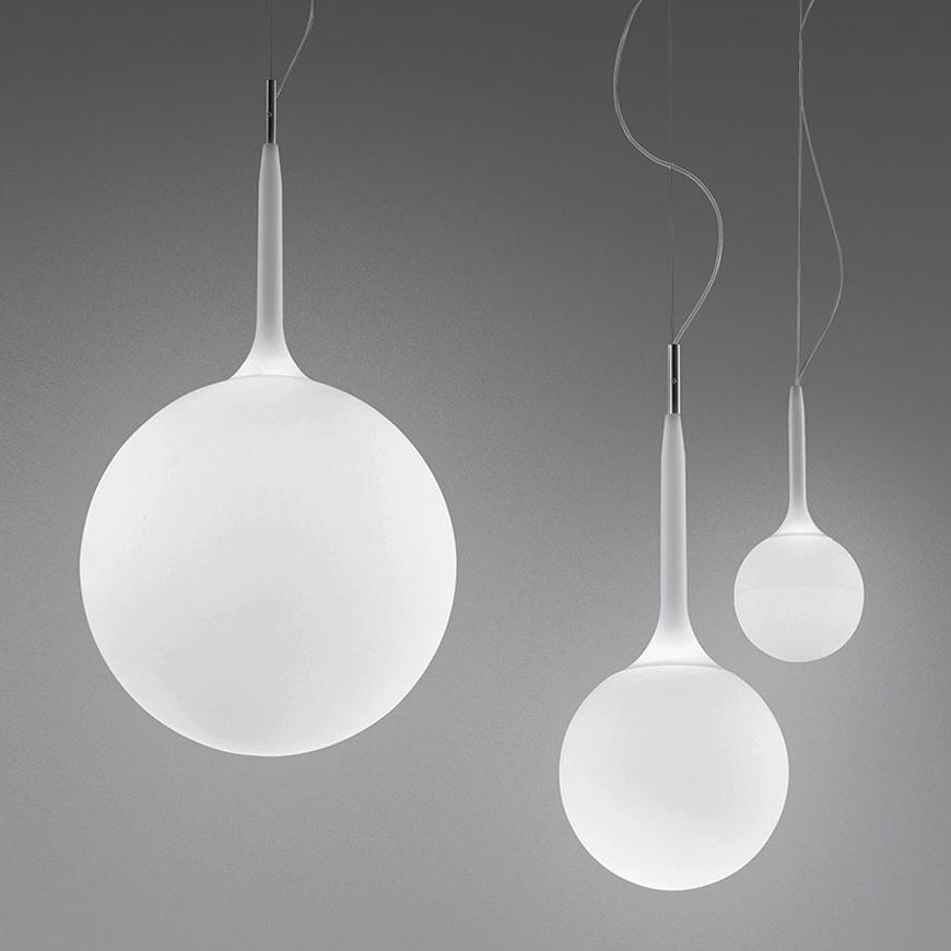 Artemide, Castore, gamme de lampes_2005